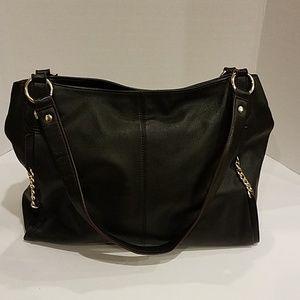 Perlina New York Black handbag
